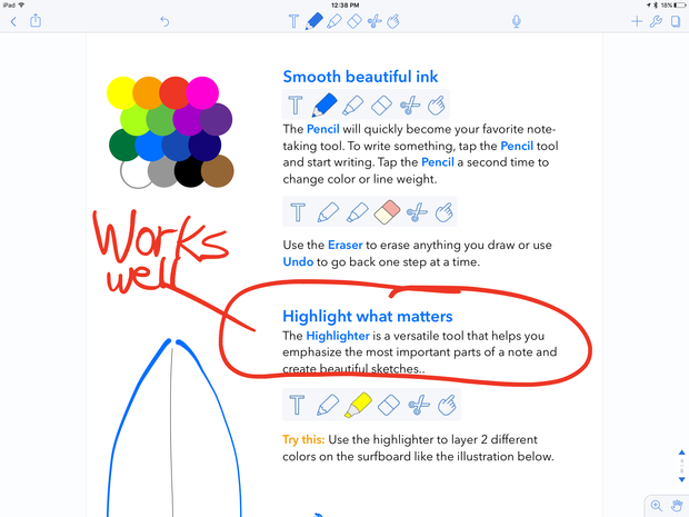 Notability iOS