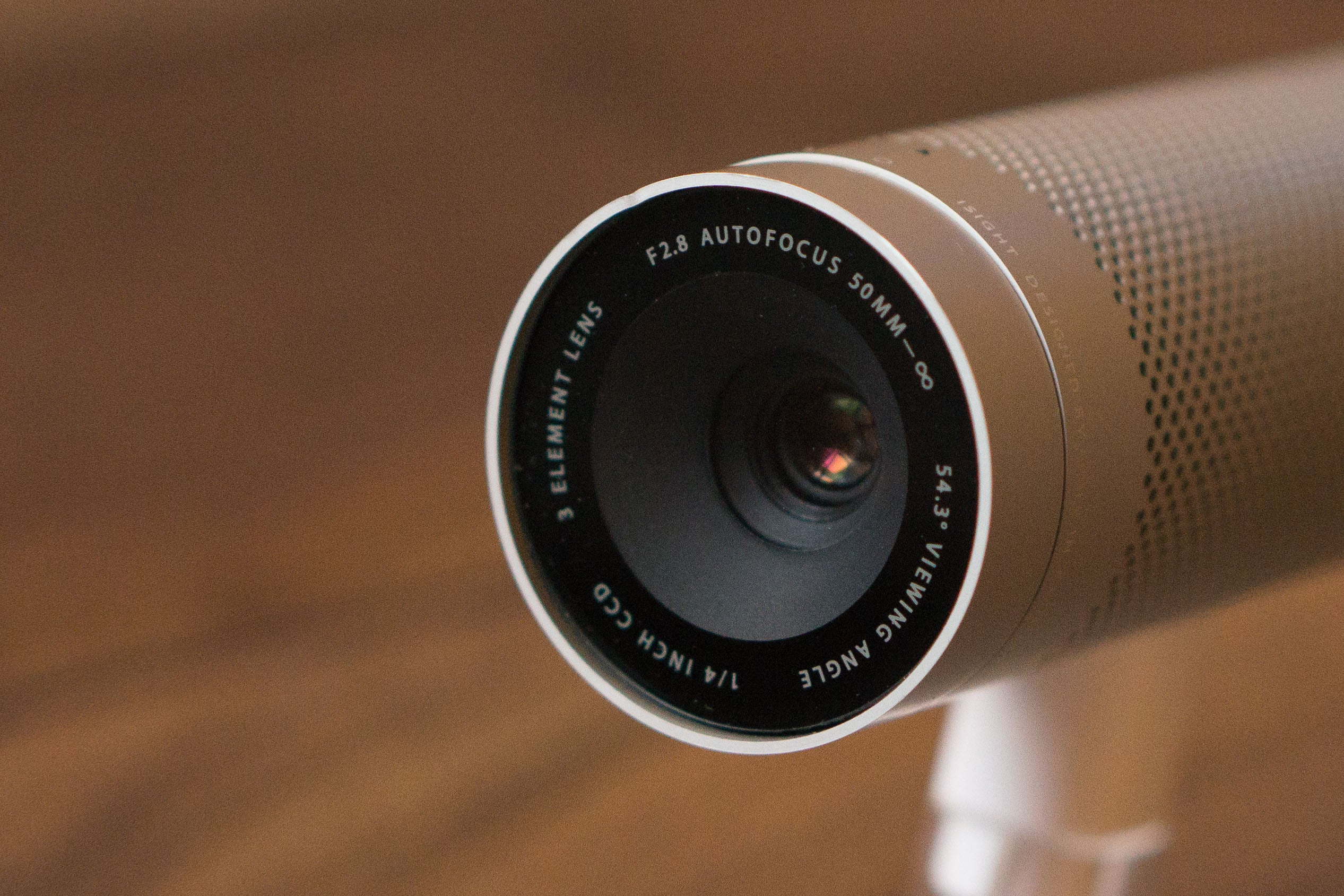 In praise of the glorious, wildly over-engineered iSight webcam ...