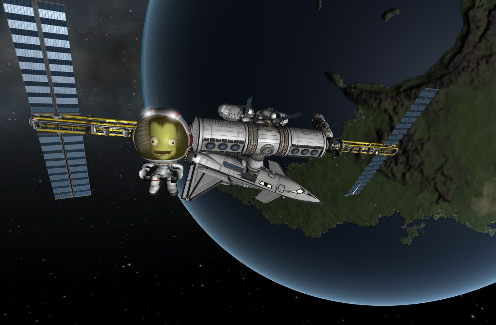 kerbal space station build - photo #20