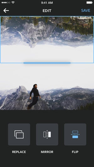layout ios