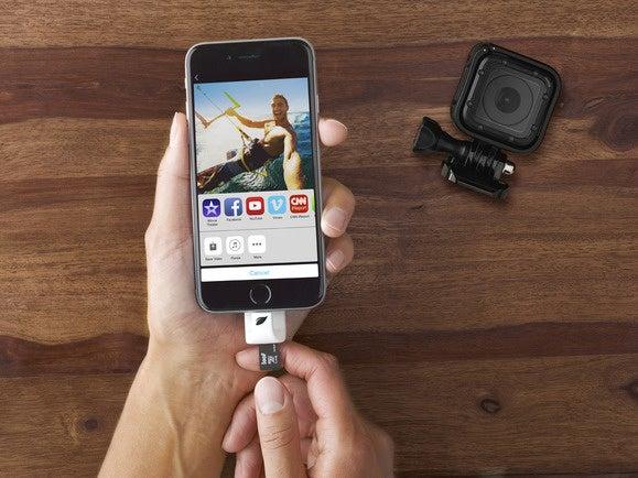 leef iaccess iphone stock