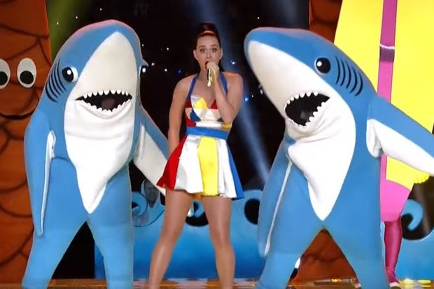 2015's best memes and viral videos, from Left Shark to cats with cucumbers
