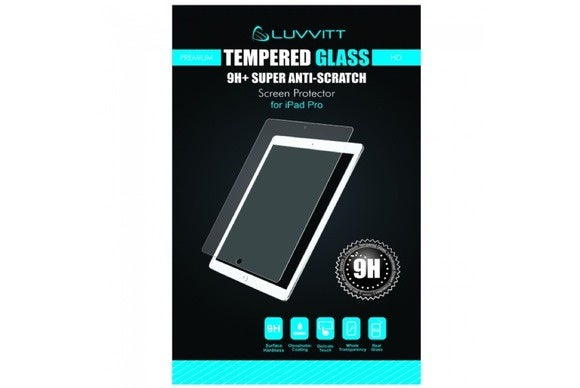 luvvitt temperedglass ipad