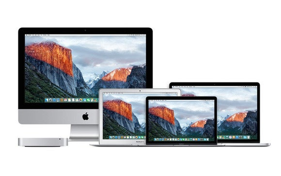 mac family stock