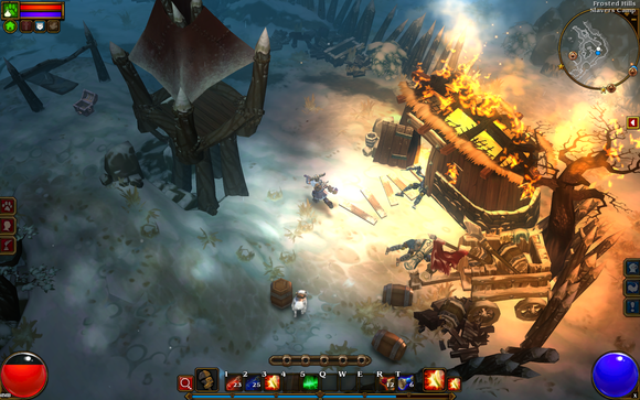 mac games 2015 torchlight2