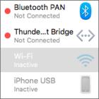 mac911 wifi inactive