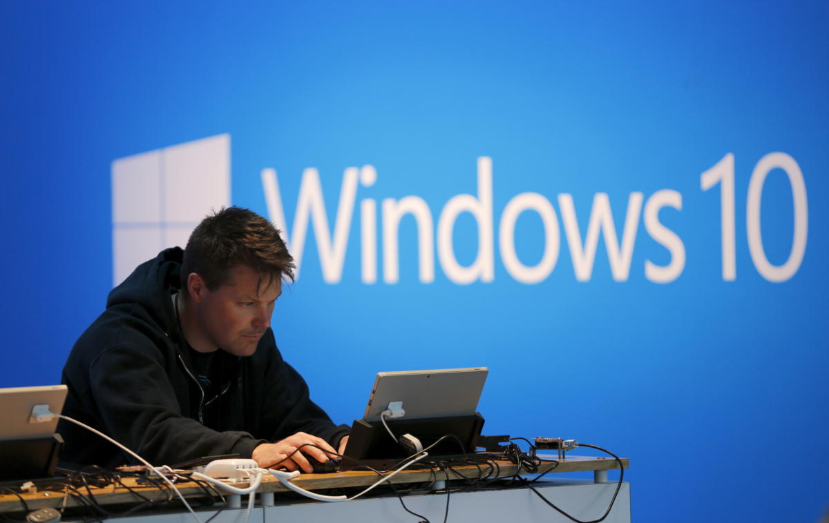 Microsoft Windows 10 spying privacy tests