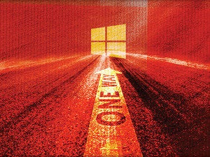 One-way road to Microsoft Windows