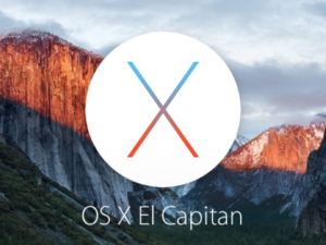 OS X EL Capitan gets a supplemental security update
