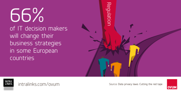 Ovum report business strategy graphic