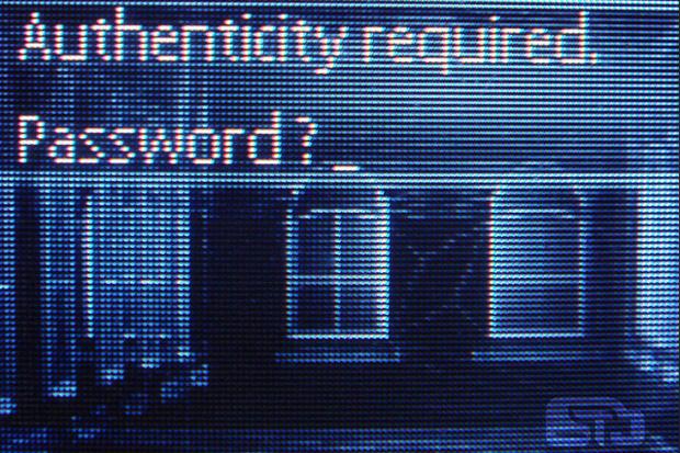 passwords authentication