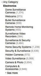 private i amazon ip cameras