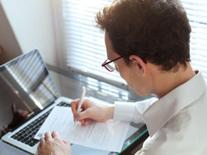 resume writing ts