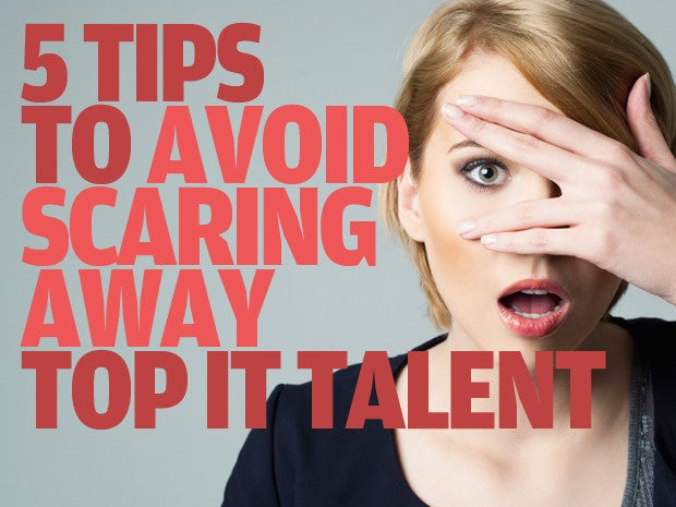 retaining it talent