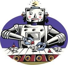 Robots in restaurants: imagining the future