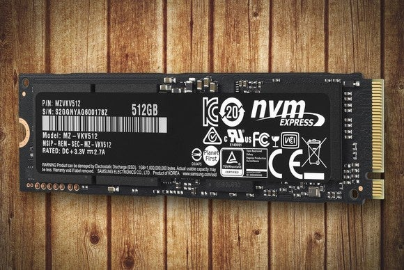 Samsung 950 Pro NVMe SSD review: Stacked NAND, stacked