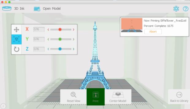 m3D 3D Micro printer