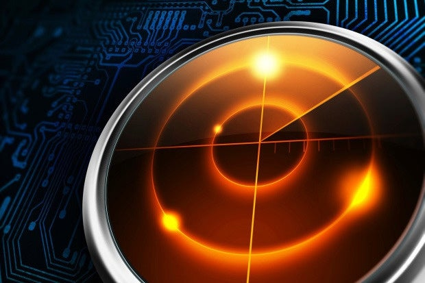 security radar detection