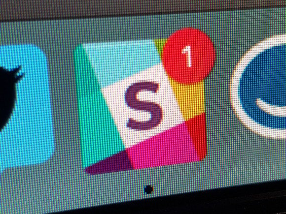 Slack faces lots of competition, including Microsoft.