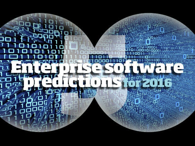 software predictions for new year 2016