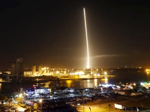 space x 1