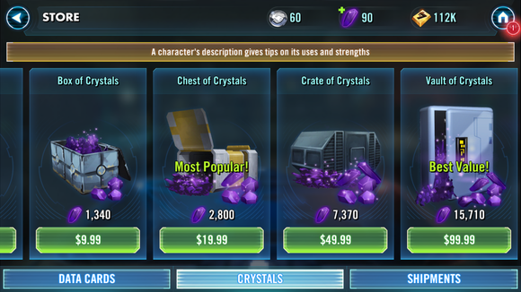 starwars goh crystals