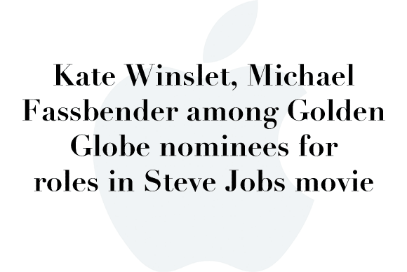 steve jobs golden globes
