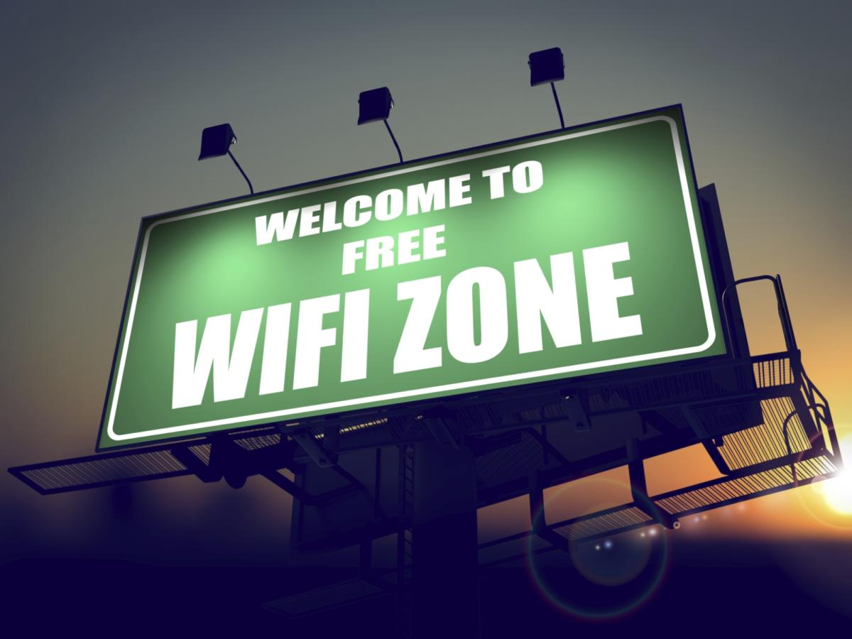 To share or not to share -- a look at Guest Wi-Fi networks