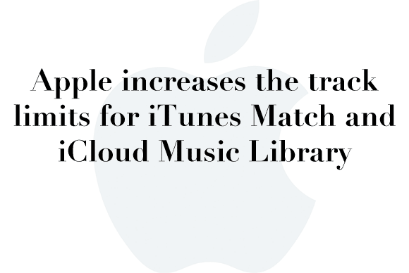 track limits increased itunes
