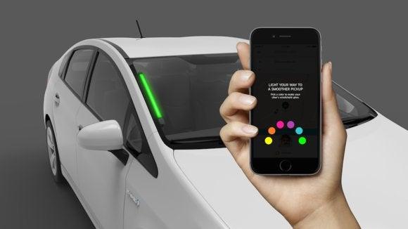 uber spot color pickups