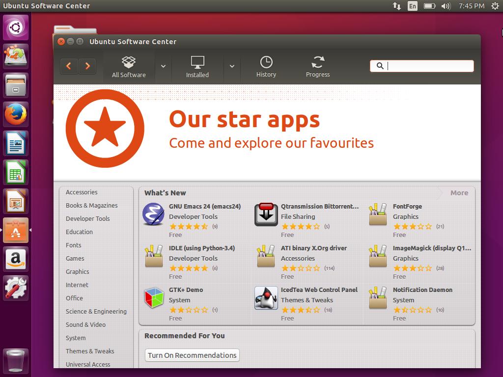 Ubuntu 16.04 LTS will dump the Ubuntu Software Center for GNOME Software