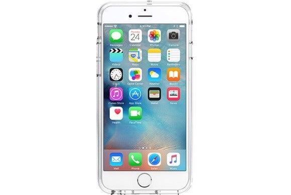 unu protectiveclear iphone