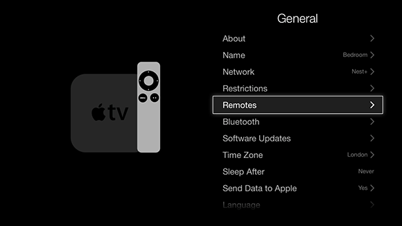 use any remote control with your apple tv 01