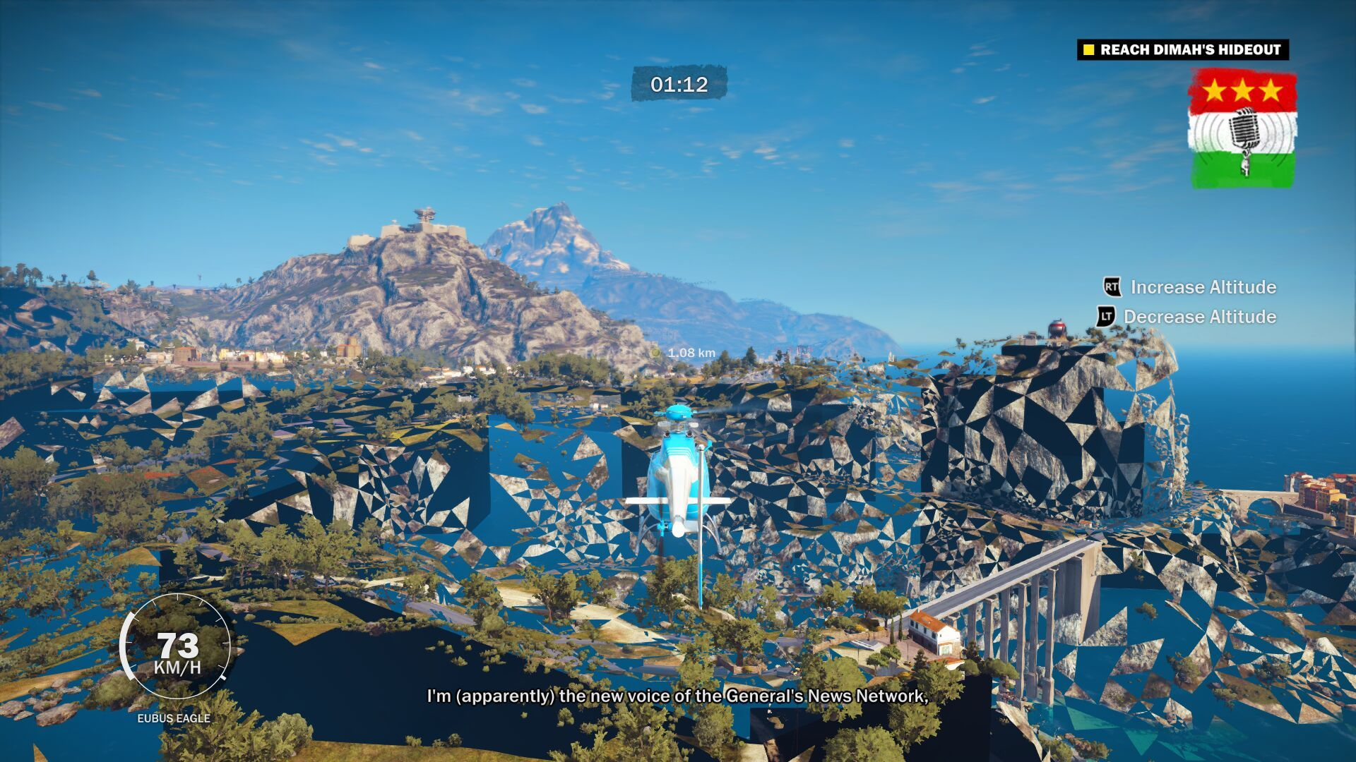 AMD's beta drivers help with Just Cause 3 PC performance