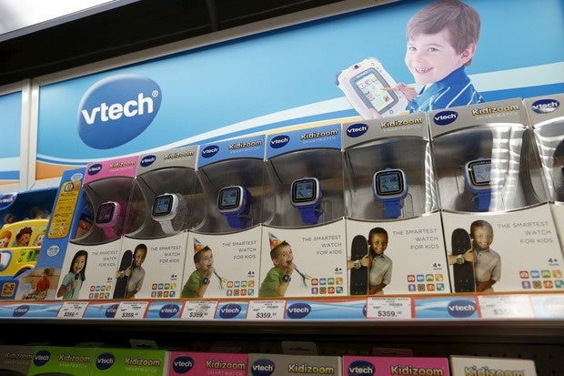 vtech toy hack