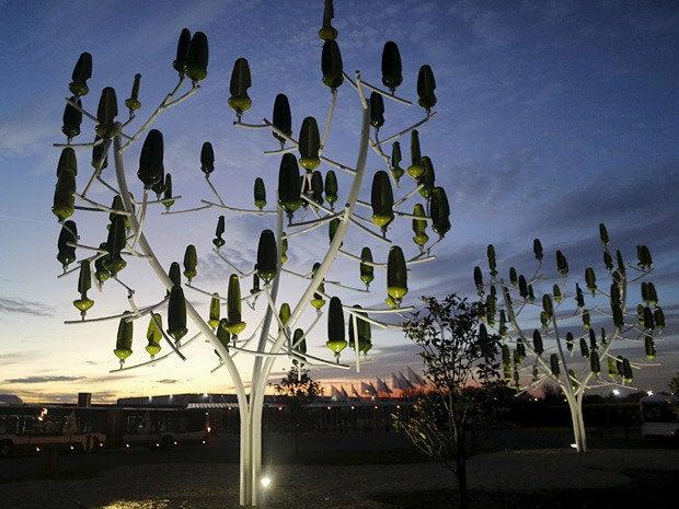 Energy trees