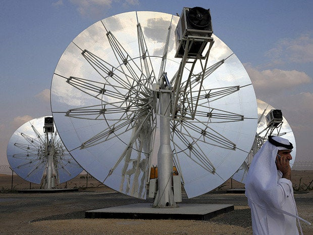 Solar power everywhere