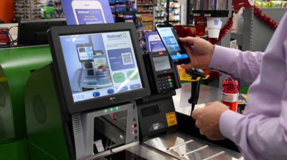 Walmart S Rolling Out Its Own Qr Code Base Mobile Payment