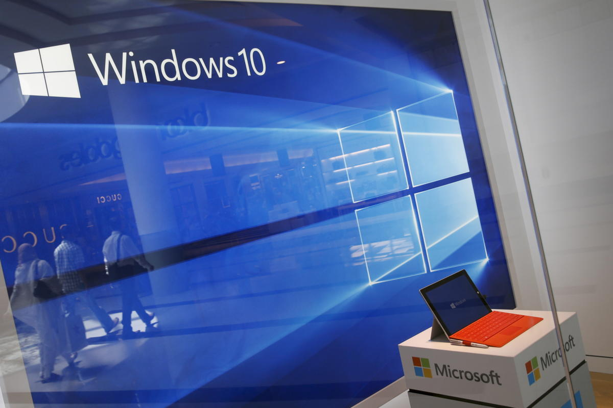 Microsoft updates Windows 10 version 1511 with KB 3124262