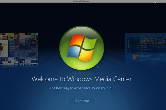 windows media center tech that died 2015