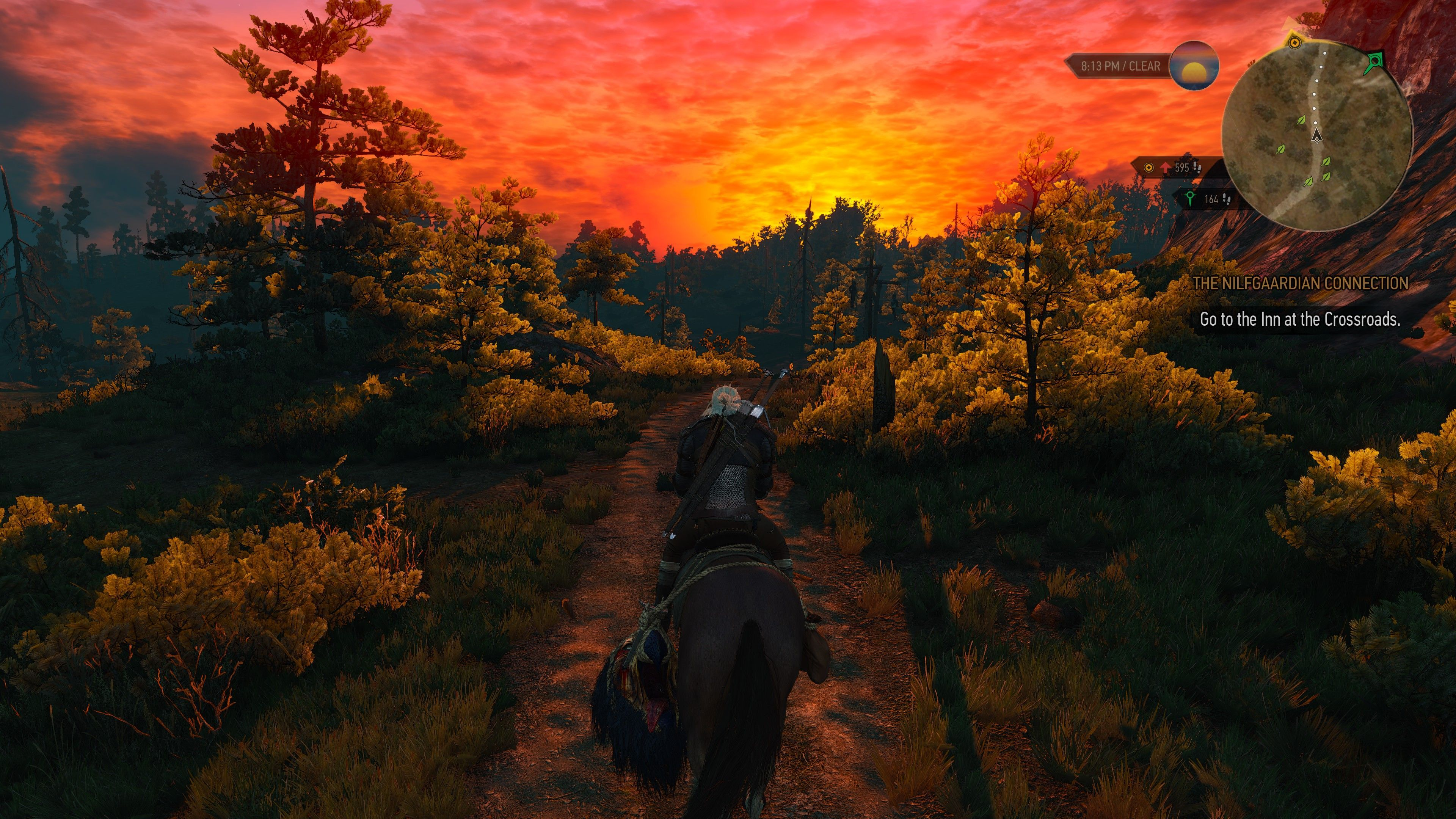 Game of the year The Witcher 3 Wild Hunt