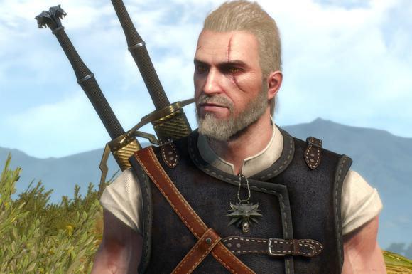 witcher 3 geralt