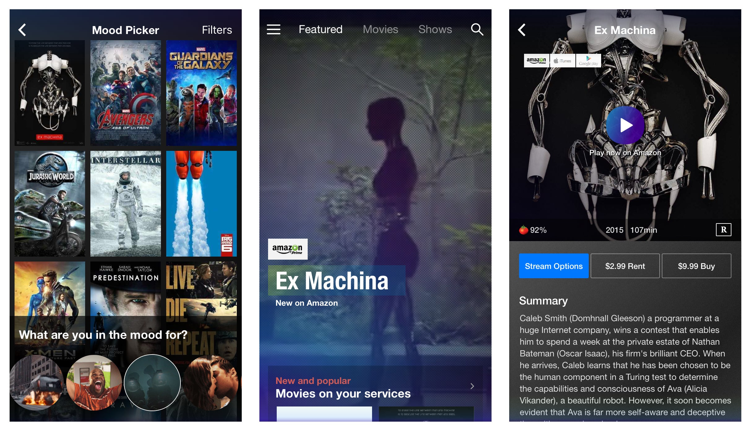 search every video streaming service with yahoo s new app macworld rh macworld com TV Guide Channel Program Guide