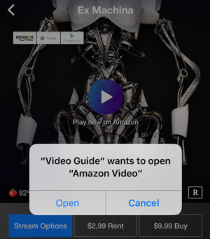 yahoo video guide ios app