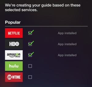Search every video-streaming service with Yahoo's new app