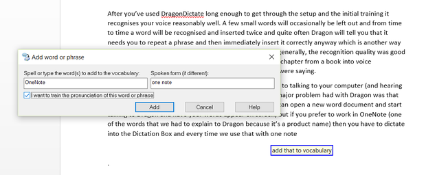 you can add custom vocabulary but it wasnt always recognized in our tests