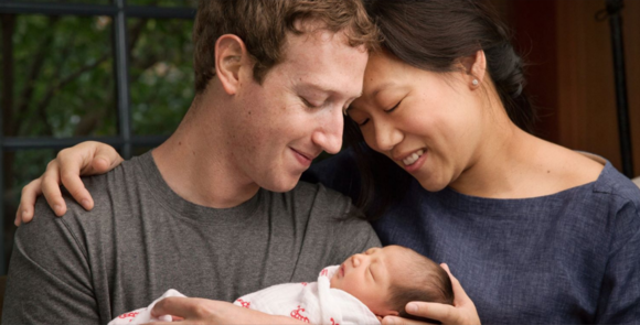 zuck and daughter