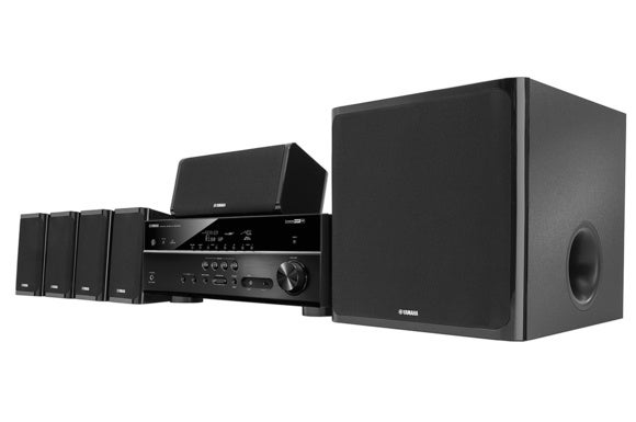 Yamaha Yht 5920ubl Review This Htib Is Big On Streaming