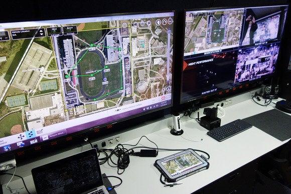 Inside Tomorrow S Mobile Drone Command Post Computerworld