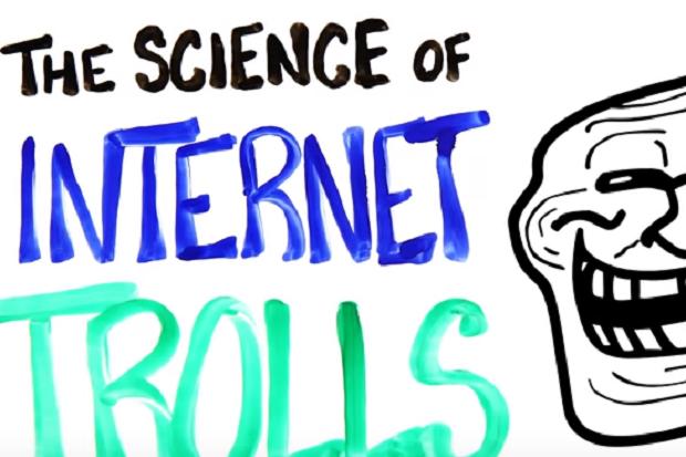 article on internet trolls